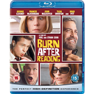 Burn After Reading (UK-import) (BLU-RAY)