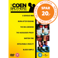 Produktbilde for The Coen Brothers Collection (UK-import) (DVD)