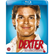 Dexter - Sesong 2 (BLU-RAY)