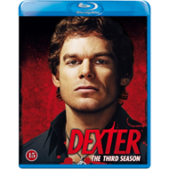 Dexter - Sesong 3 (BLU-RAY)