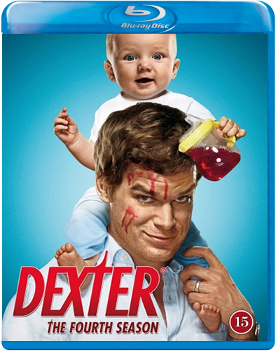 Dexter - Sesong 4 (BLU-RAY)