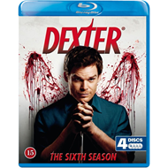 Dexter - Sesong 6 (BLU-RAY)