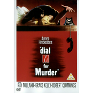 Dial M For Murder (UK-import) (DVD)
