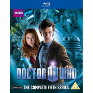 Produktbilde for Doctor Who - Sesong 5 (UK-import) (BLU-RAY)