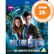 Doctor Who - Sesong 5 (UK-import) (BLU-RAY)