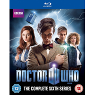 Doctor Who - Sesong 6 (UK-import) (BLU-RAY)