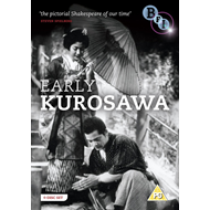 Early Kurosawa (UK-import) (DVD)
