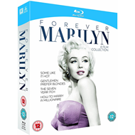 Forever Marilyn - The Blu-ray Collection (UK-import) (BLU-RAY)