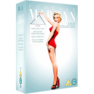Forever Marilyn - The DVD Collection (UK-import) (DVD)