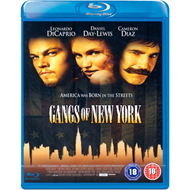 Gangs Of New York (UK-import) (BLU-RAY)