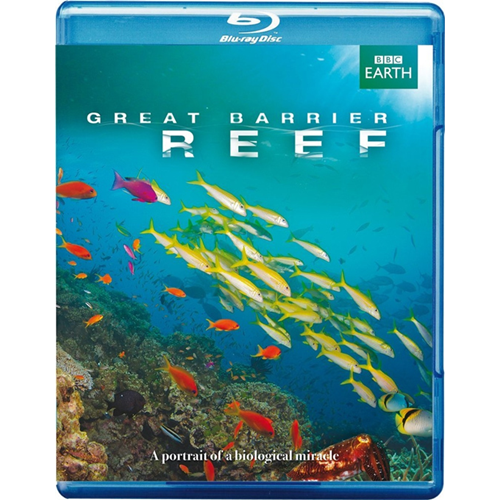 Great Barrier Reef (UK-import) (BLU-RAY)