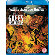 The Green Berets (UK-import) (BLU-RAY)