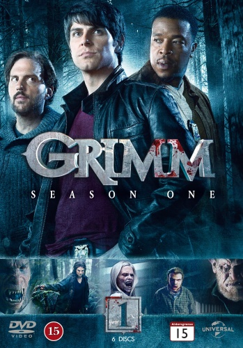 Grimm - Sesong 1 (DVD)