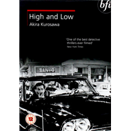 High And Low (UK-import) (DVD)