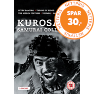 Produktbilde for Kurosawa - The Samurai Collection (UK-import) (DVD)