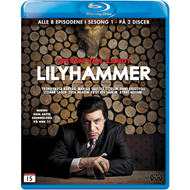 Lilyhammer - Sesong 1 (BLU-RAY)