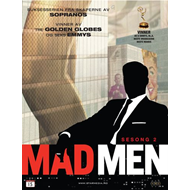 Mad Men - Sesong 2 (DVD)