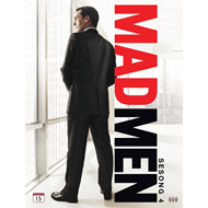 Mad Men - Sesong 4 (DVD)