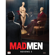Mad Men - Sesong 5 (DVD)