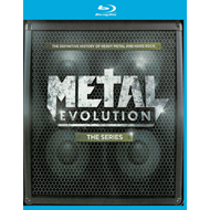 Metal Evolution - Tungrockens Historie (UK-import) (BLU-RAY)