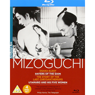 The Mizoguchi Collection (UK-import) (BLU-RAY)