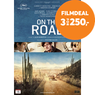Produktbilde for On The Road (DVD)
