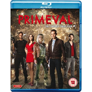 Primeval - Sesong 4 (UK-import) (BLU-RAY)