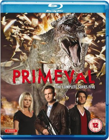 Primeval - Sesong 5 (UK-import) (BLU-RAY)