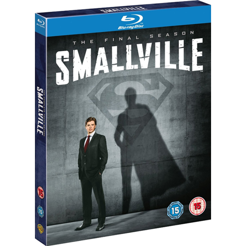 Smallville - Sesong 10 (UK-import) (BLU-RAY)