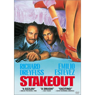 Stakeout (UK-import) (DVD)