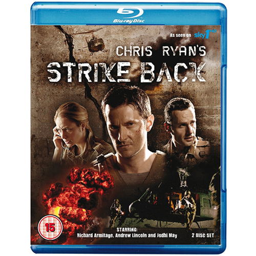 Strike Back - Farlig Oppdrag (UK-import) (BLU-RAY)