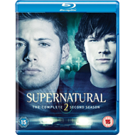 Supernatural - Sesong 2 (UK-import) (BLU-RAY)