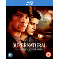 Supernatural - Sesong 3 (UK-import) (BLU-RAY)