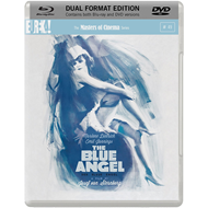 The Blue Angel (UK-import) (Blu-ray + DVD)