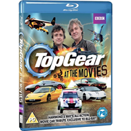 Top Gear - At The Movies (UK-import) (BLU-RAY)