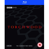 Torchwood - Sesong 1 (UK-import) (BLU-RAY)