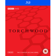 Torchwood - Sesong 2 (UK-import) (BLU-RAY)