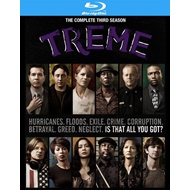 Produktbilde for Treme - Sesong 3 (UK-import) (BLU-RAY)