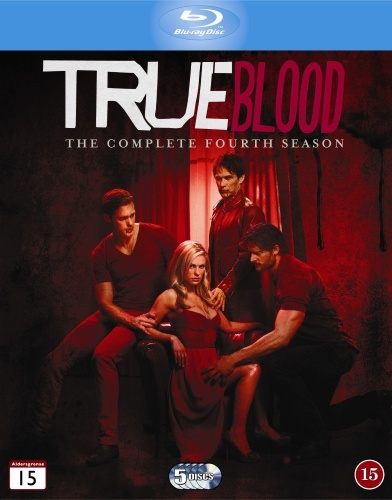 True Blood - Sesong 4 (BLU-RAY)