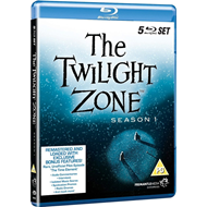The Twilight Zone - Sesong 1 (UK-import) (BLU-RAY)