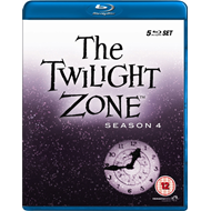 The Twilight Zone - Sesong 4 (UK-import) (BLU-RAY)