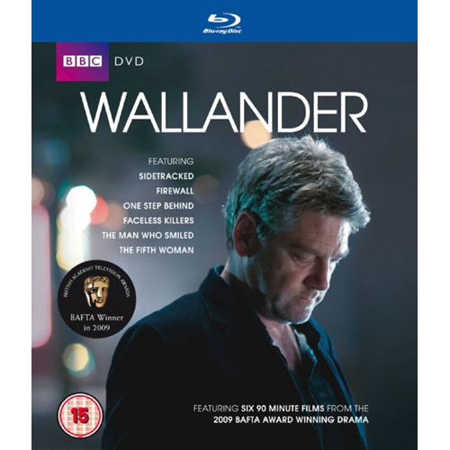 Wallander (BBC) - Sesong 1 & 2 (UK-import) (BLU-RAY)