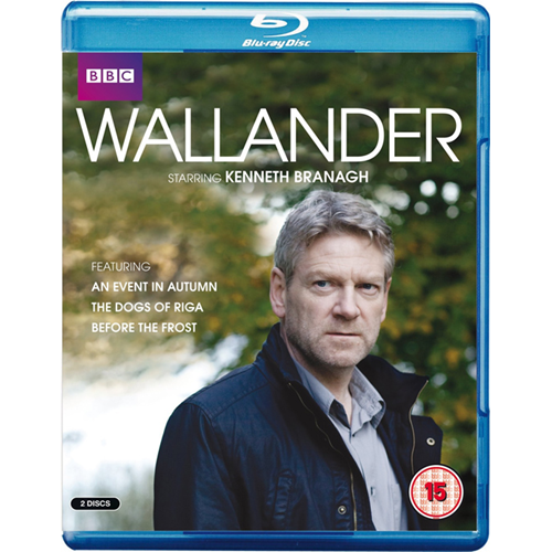 Wallander (BBC) - Sesong 3 (UK-import) (BLU-RAY)