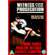 Witness For The Prosecution (UK-import) (DVD)