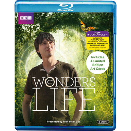 Wonders Of Life (UK-import) (BLU-RAY)