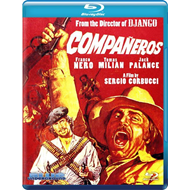 Produktbilde for Companeros (BLU-RAY)