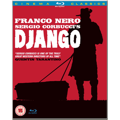 Django - Complete & Uncut (UK-import) (BLU-RAY)