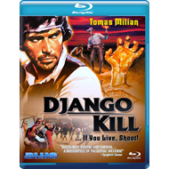 Produktbilde for Django, Kill ... If You Live, Shoot! (BLU-RAY)