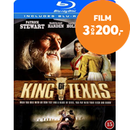 Produktbilde for King Of Texas (BLU-RAY)