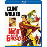 Produktbilde for Night Of The Grizzly (BLU-RAY)